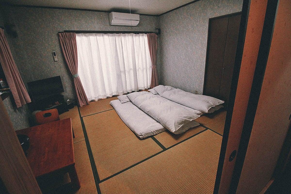 Where to Stay in Yufuin, Japan: Ryokan Kotonokashin