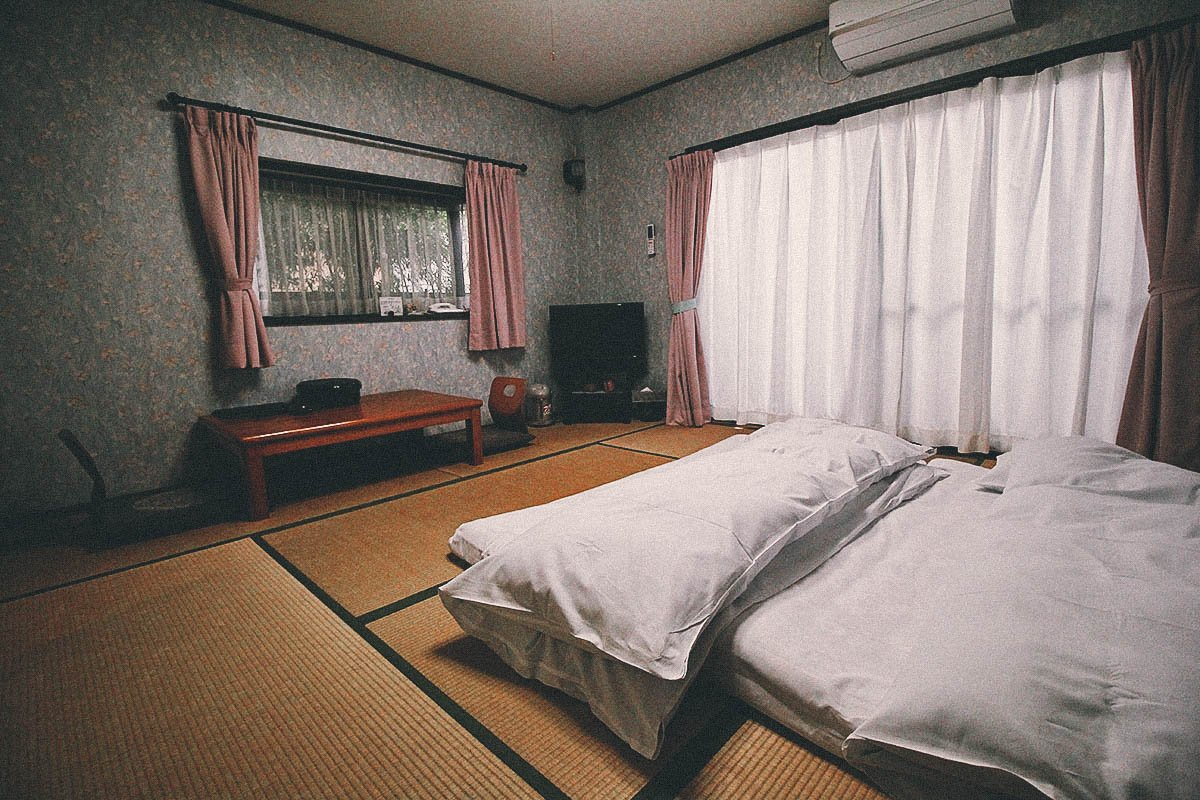 Where to Stay in Yufuin, Japan: Ryokan Kotonokashin