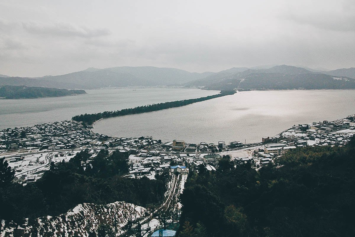 Amanohashidate: One of the Three Most Scenic Views in All of Japan