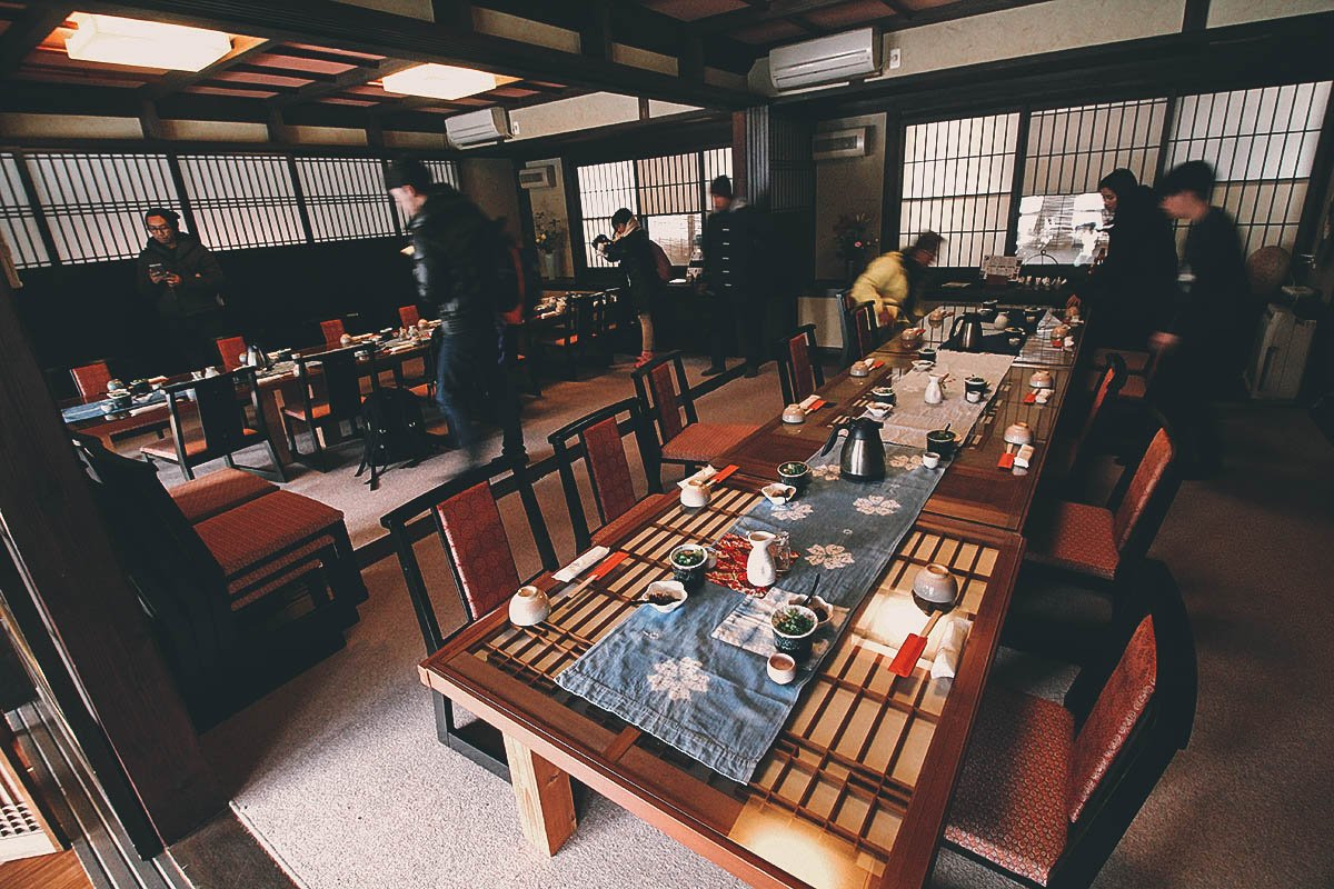 Kannabe Sanso Waraku: Where to Eat Soba & Tempura in Toyooka, Hyōgo, Japan