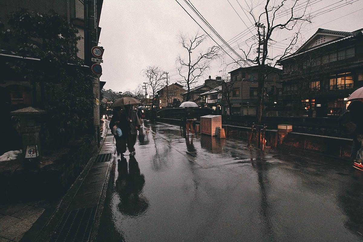 Kinosaki Onsen: Scenes from an Onsen Town in the Kansai Region