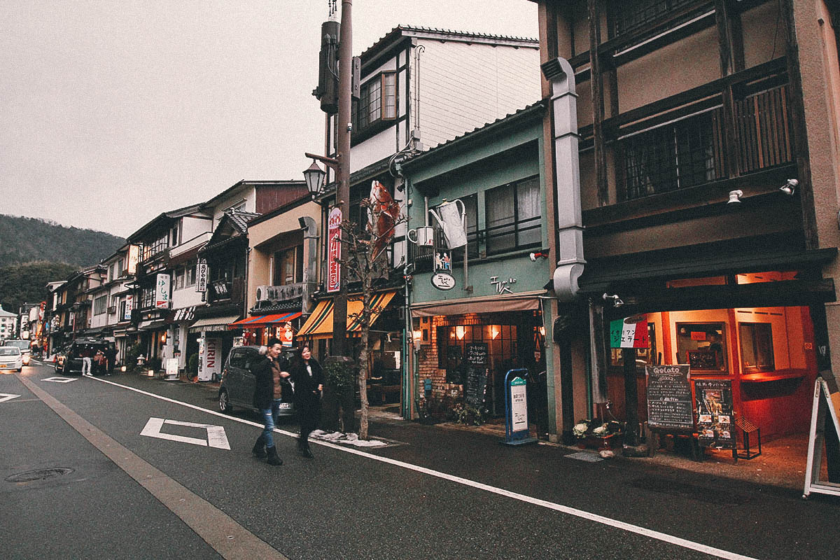 Kinosaki Onsen: Scenes from an Onsen Town in the Kansai Region