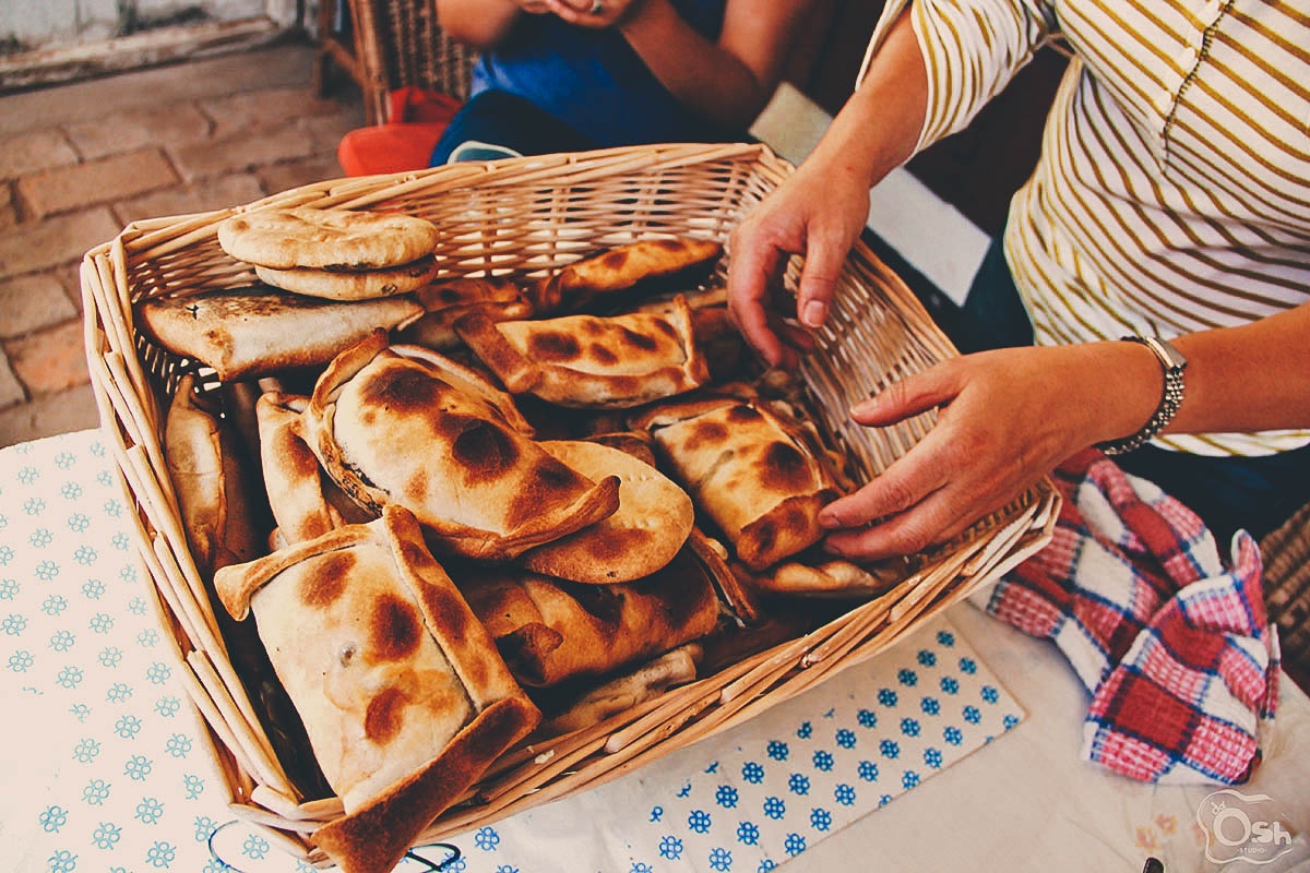 NATIONAL DISH QUEST:  Chilean Empanada