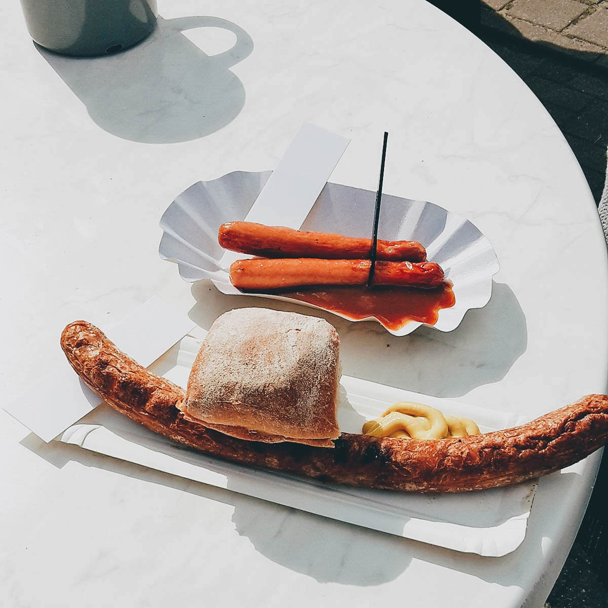 National Dish Quest: The German Bratwurst - A Typical German Dish