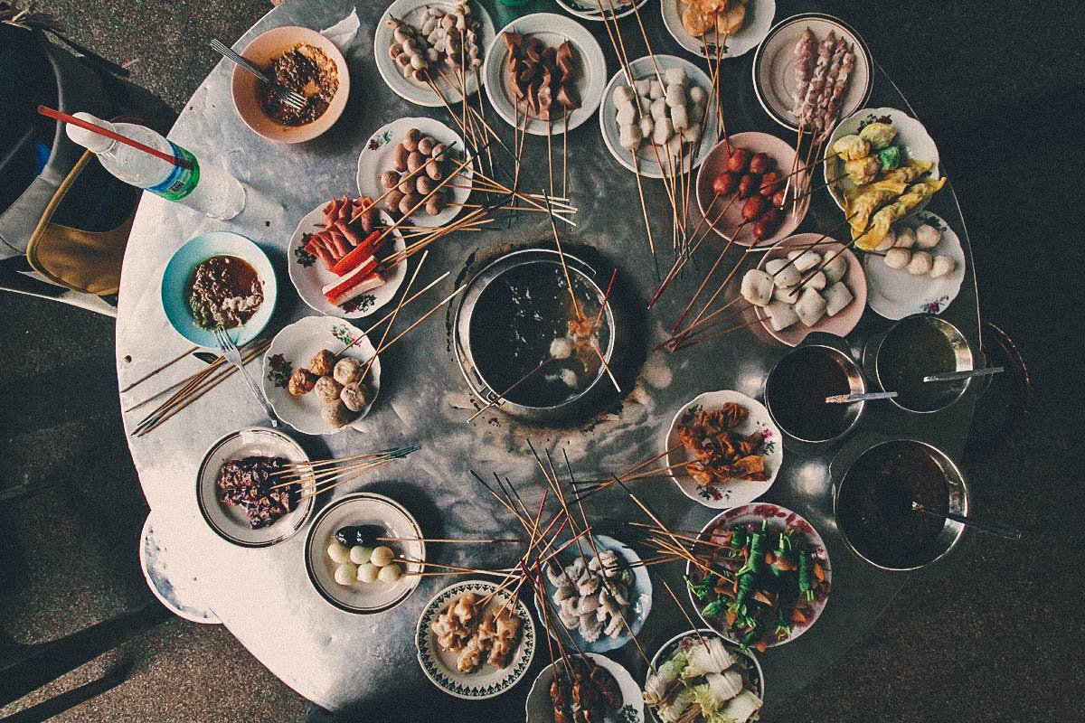 National Dish Quest: Sate/Satay (Indonesia/Malaysia)