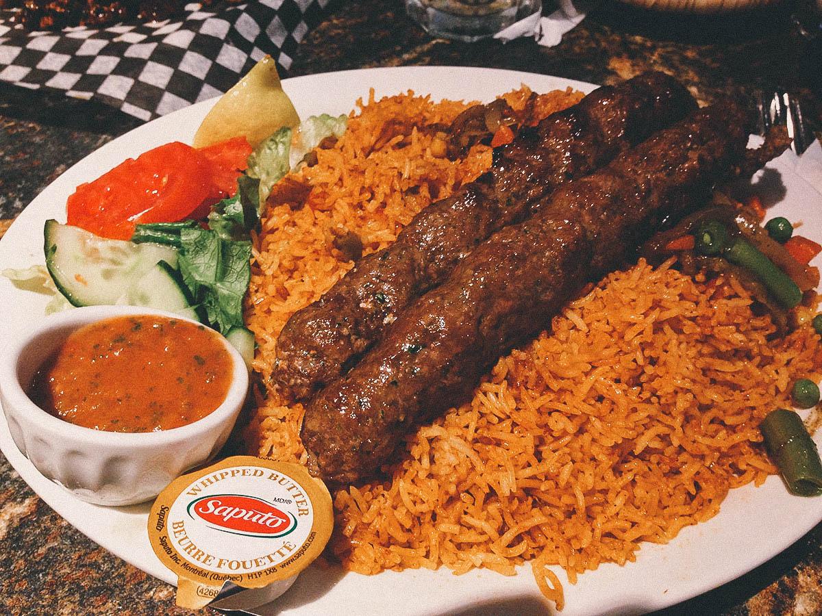 National Dish Quest: Qatari Machboos