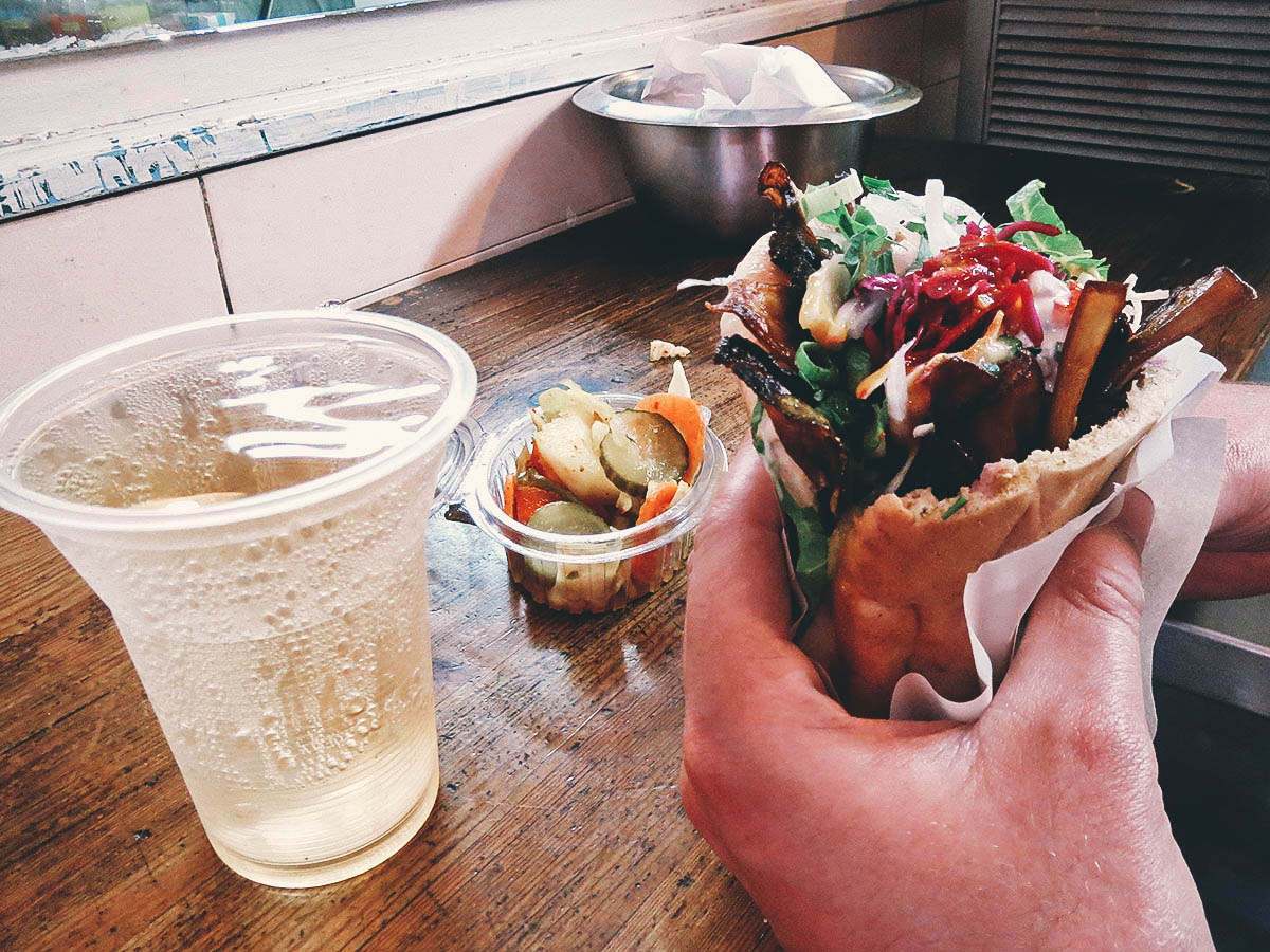 National Dish Quest: Sabich, the Israeli Pita Sandwich That Will Win You Over