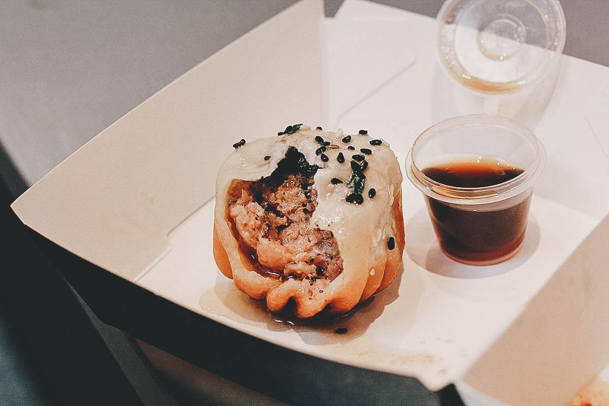 NATIONAL DISH QUEST:  Chinese dumplings