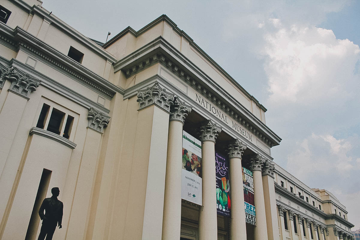 National Art Gallery, National Museum, Manila, Philippines