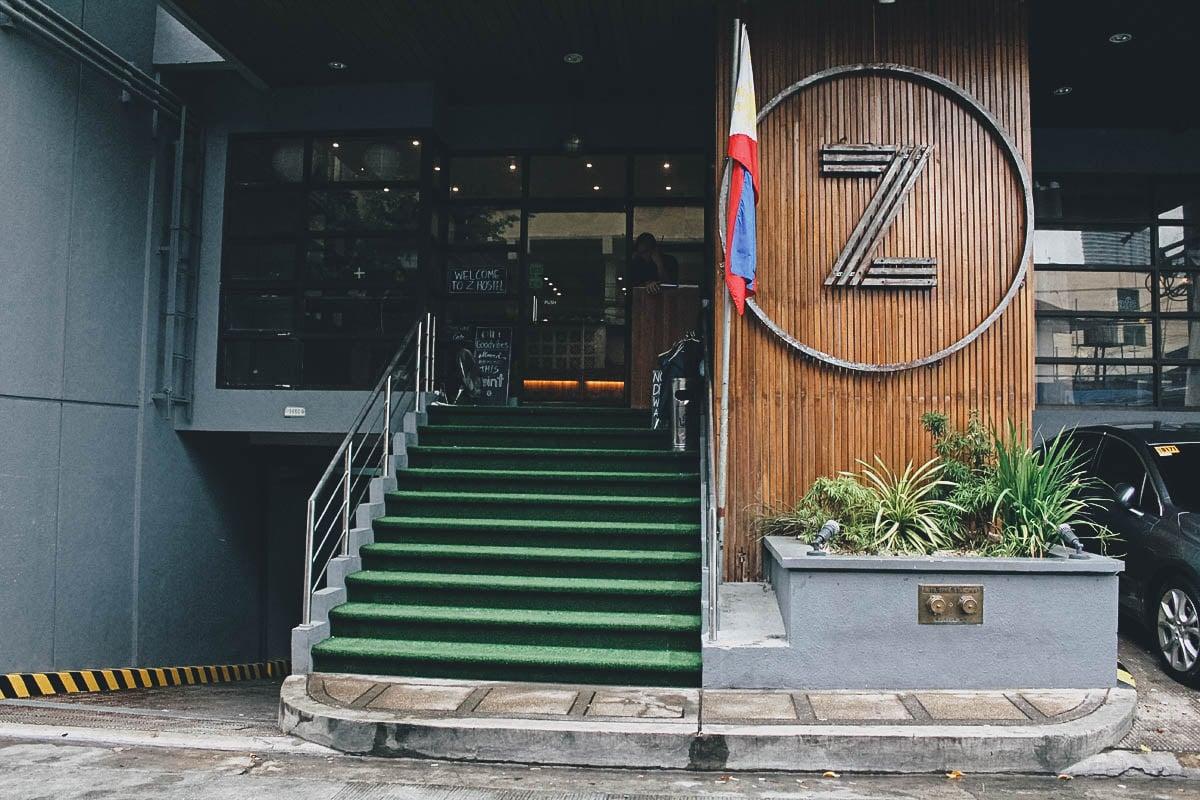 Z Hostel, Poblacion, Makati, Philippines