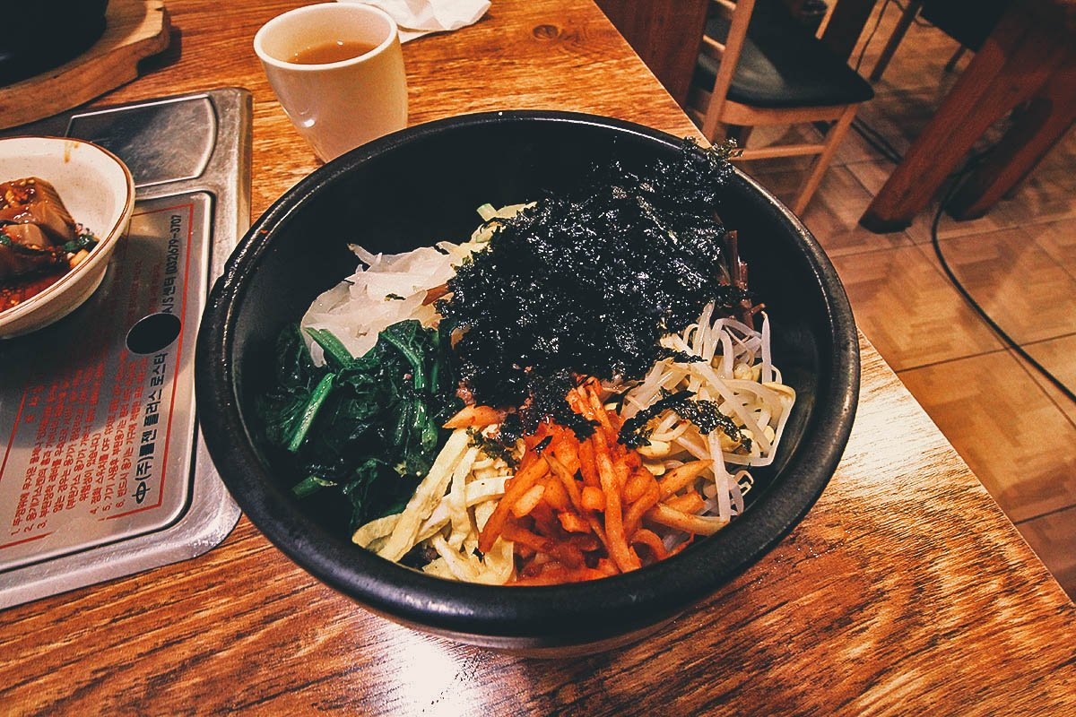 South Korea Popular Restaurants In Jeonju