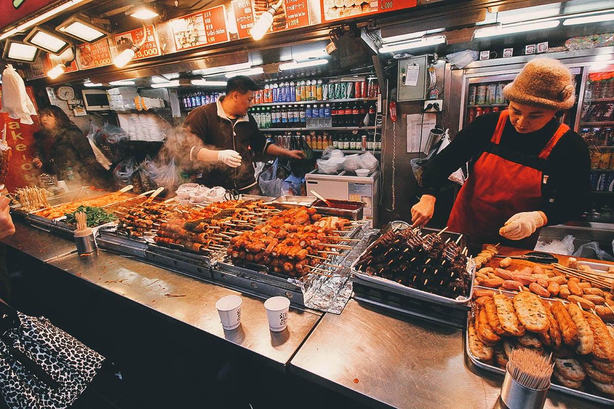 Korean Food Guide 21 Must Eat Restaurants In Seoul South Korea
