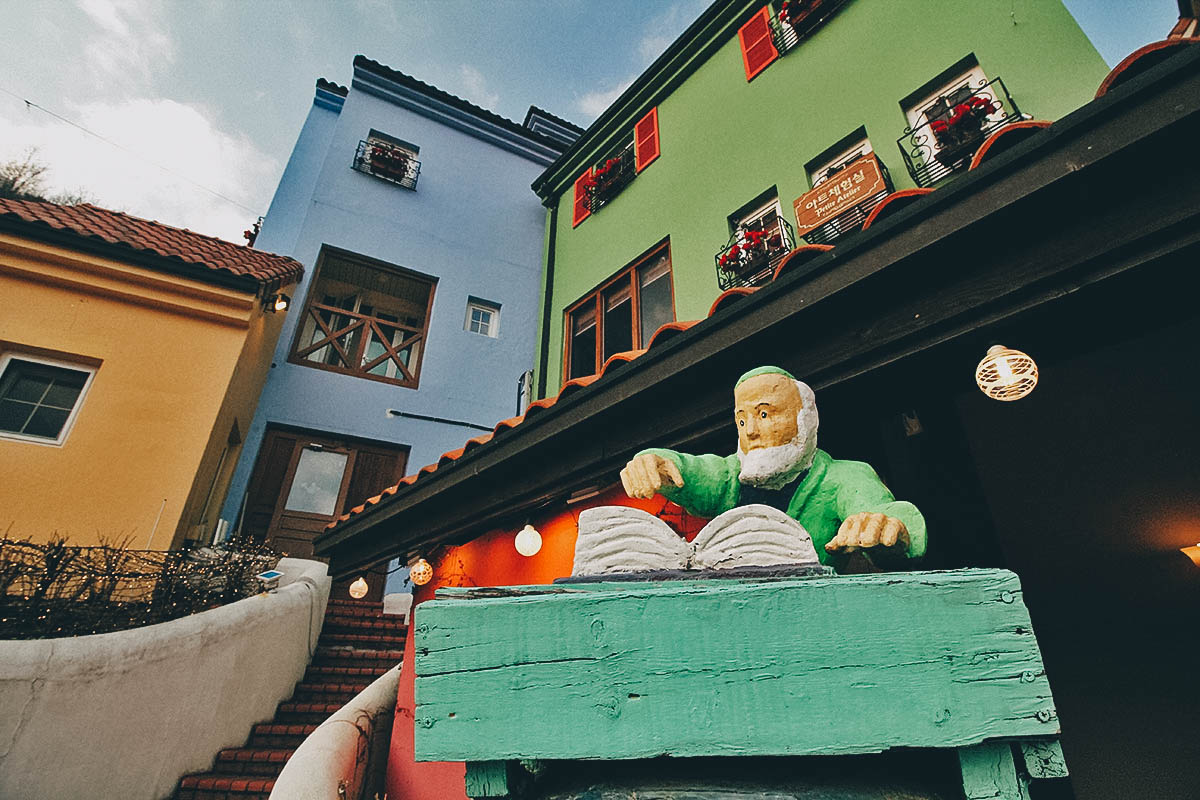 Petite France, Gapyeong County, South Korea