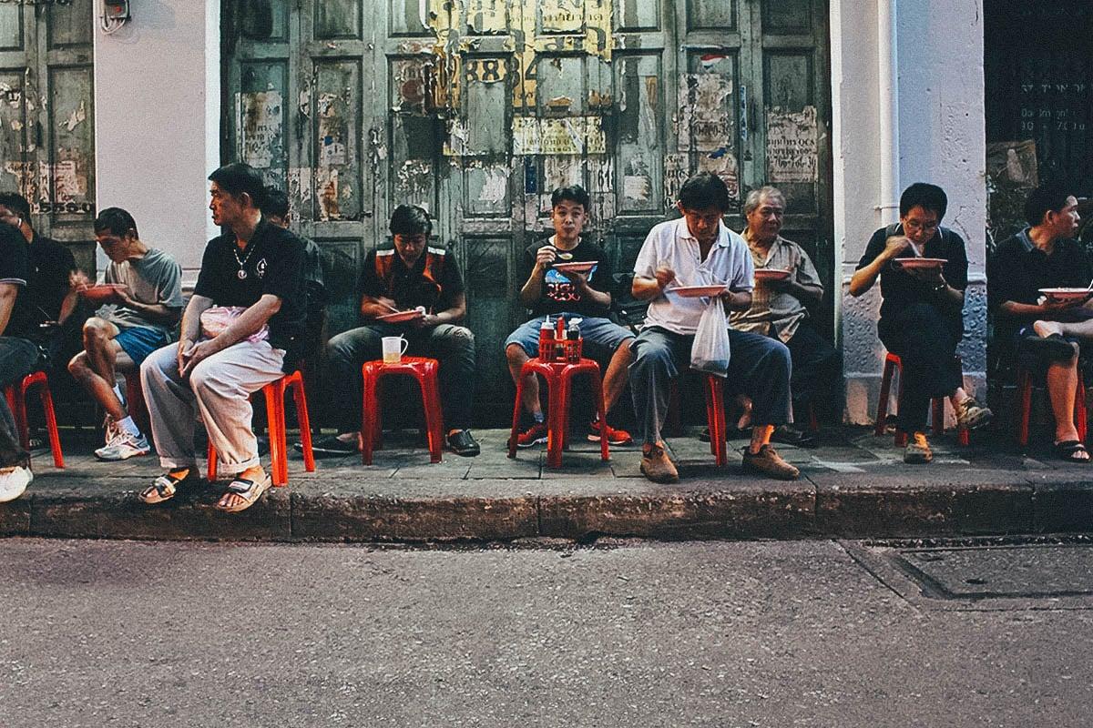 Khao Gaeng Jake Puey, Bangkok, Thailand