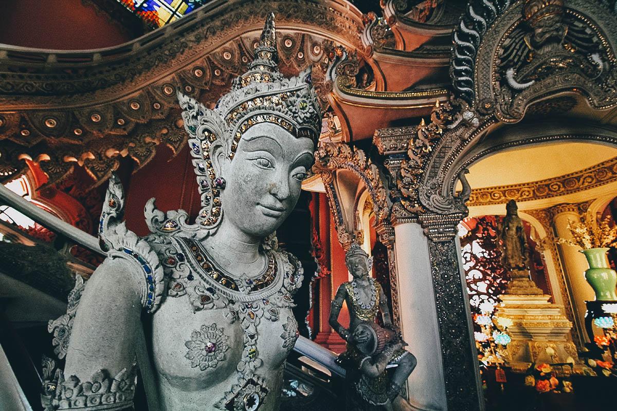 Erawan Museum, Bangkok, Thailand