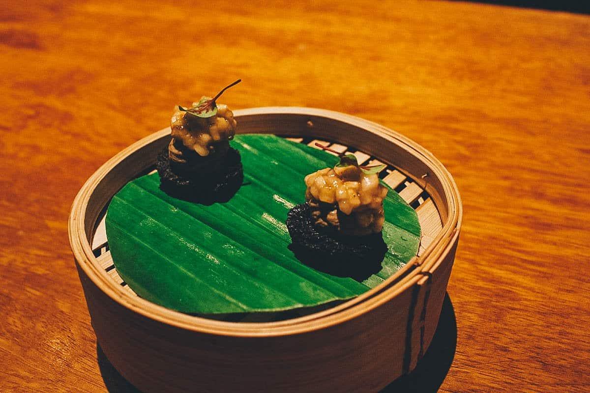 Gaggan Restaurant, Bangkok, Thailand