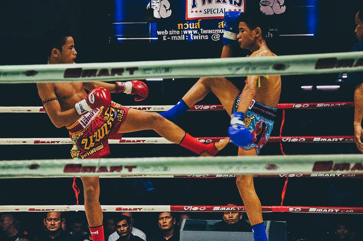 Muay Thai, Bangkok, Thailand