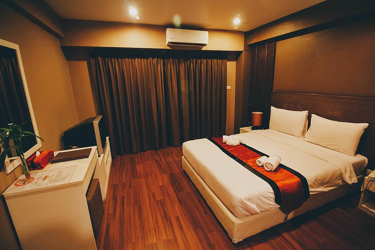 he Cottage, Bangkok, Thailand