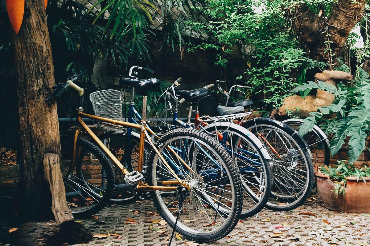 Bike Tour, Chiang Mai, Thailand