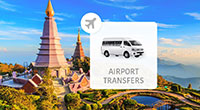 Chiang Mai Airport Private Transfer Service