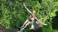 Chiang Mai Dragon Flight Zipline Adventure