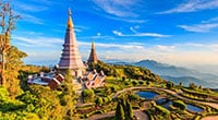 Day Tour from Chiang Mai: Doi Inthanon National Park