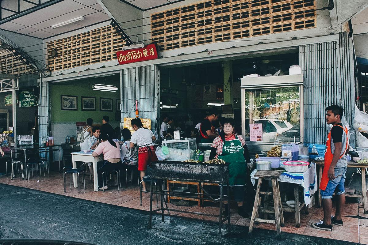 Kiat Ocha, Chiang Mai, Thailand