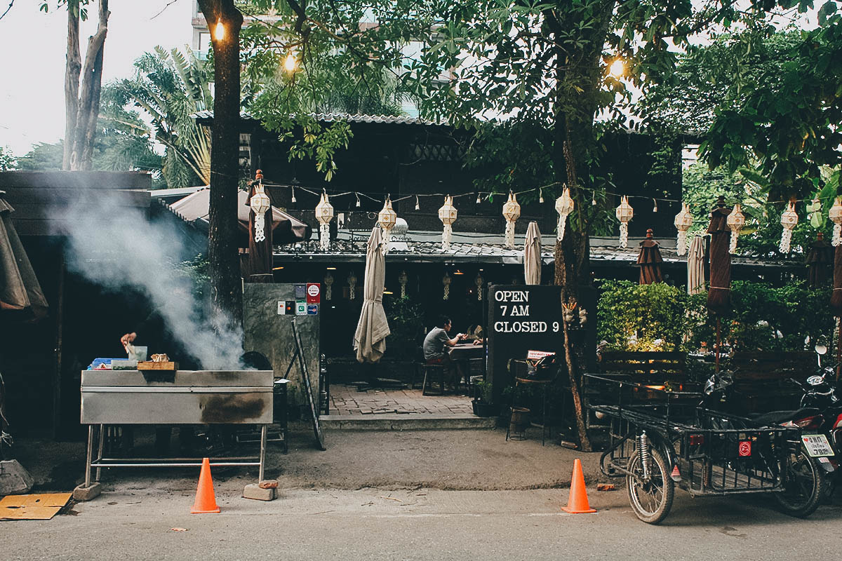 Tong Tem Toh, Chiang Mai, Thailand