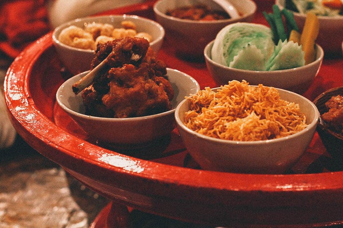 Khantoke Dinner, Old Chiang Mai Cultural Center, Chiang Mai, Thailand