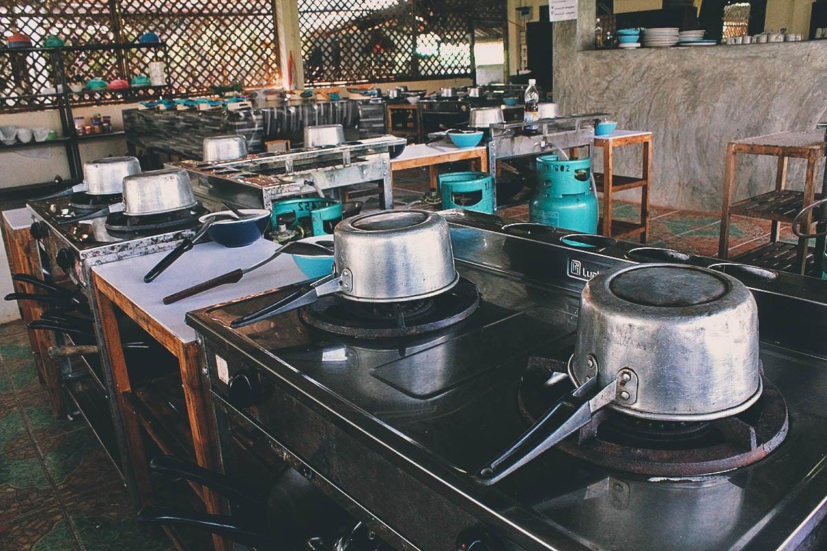 Mama Noi Thai Cookery School, Chiang Mai, Thailand