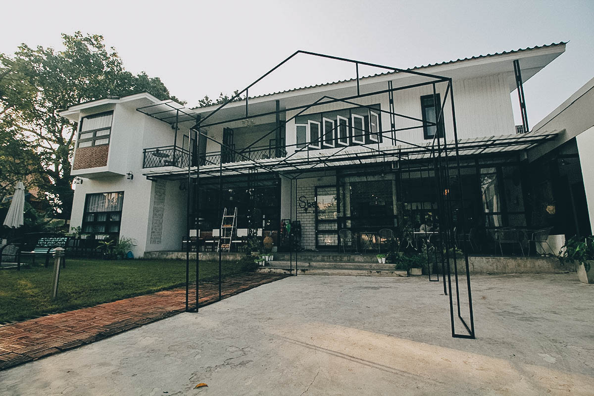 Sherloft Home & Hostel, Chiang Mai, Thailand