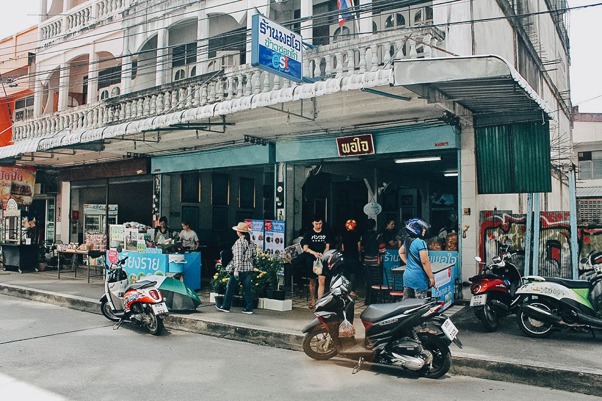 Khao Soi Phor Jai, Chiang Rai, Thailand
