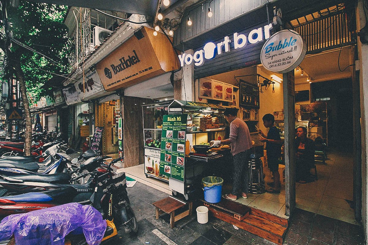 Where to Eat in Hanoi, Vietnam