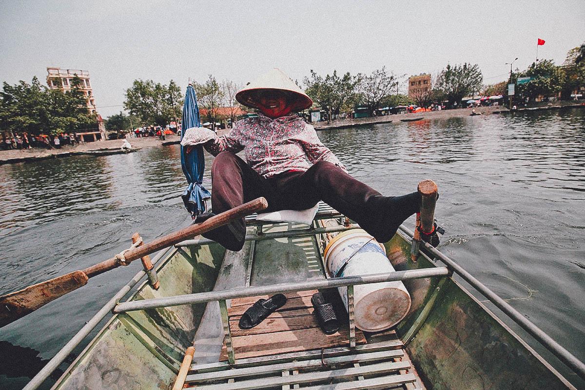 Take a Day Trip to Hoa Lu & Tam Coc from Hanoi, Vietnam