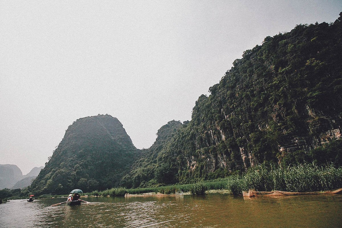 Take a Day Trip to Hoa Lu & Tam Coc from Hanoi, Vietnam
