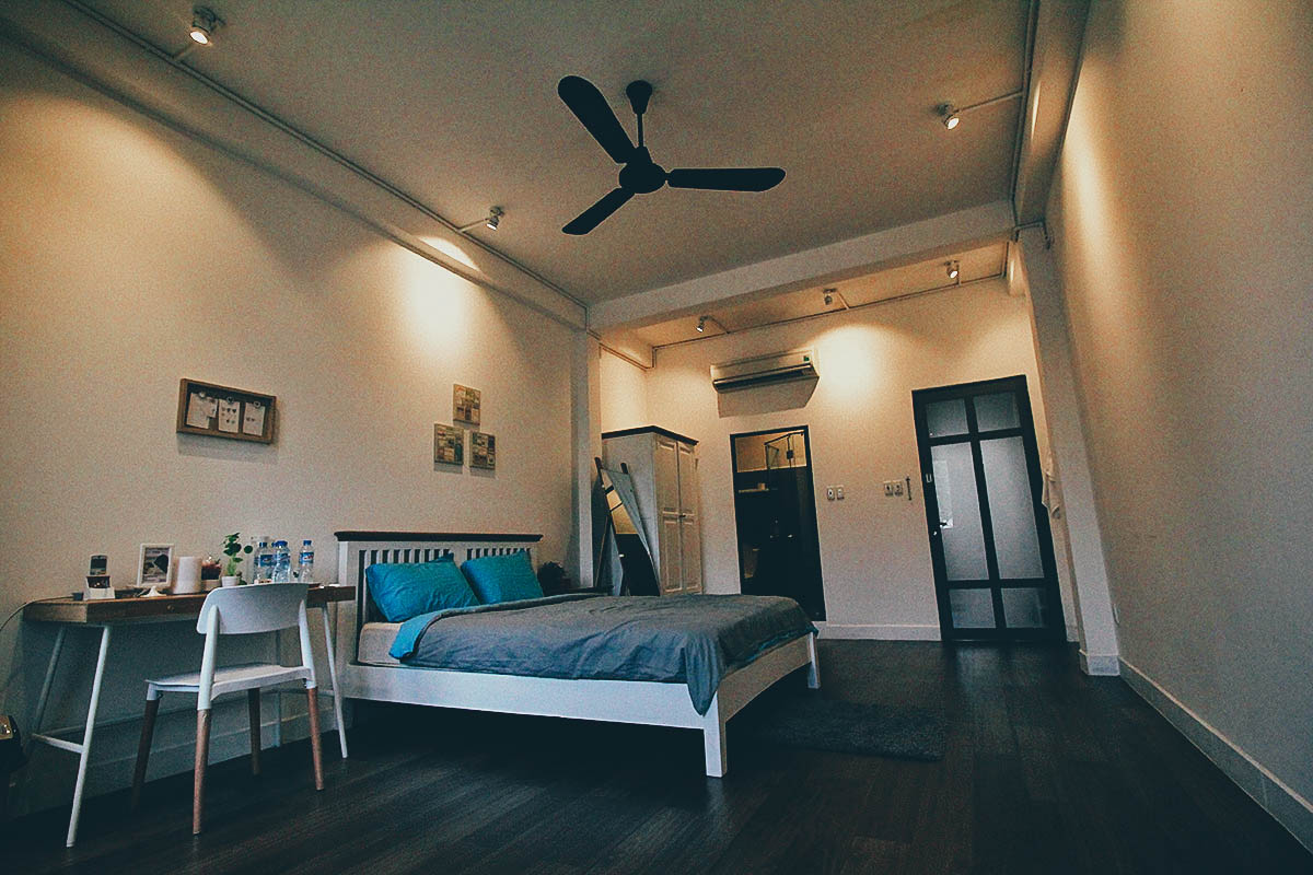 Where to Stay in Ho Chi Minh City (Saigon), Vietnam: M2C+