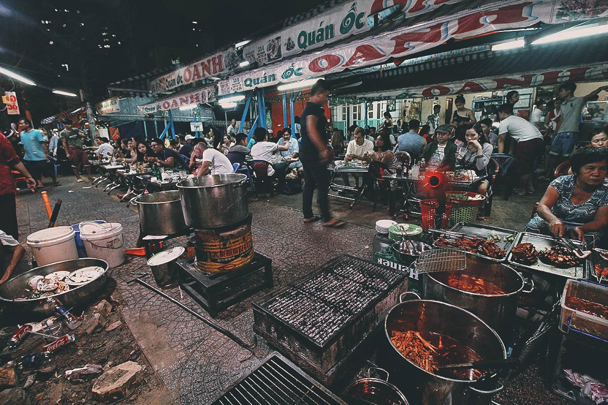 Good Restaurants In Ho Chi Minh District