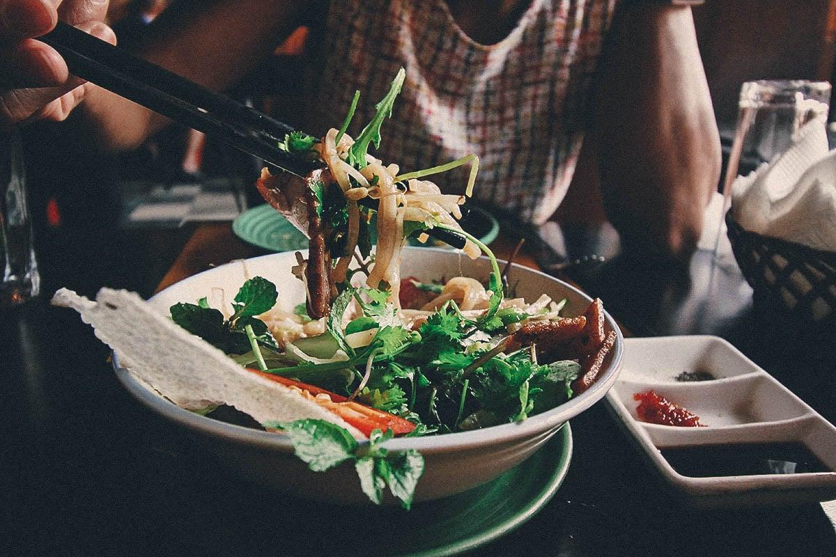 Morning Glory Restaurant, Hoi An, Vietnam