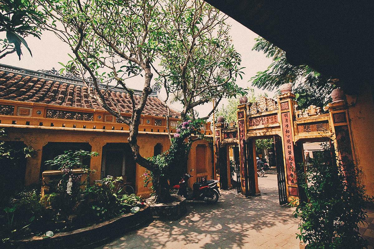 Ancient Town, Hoi An, Vietnam