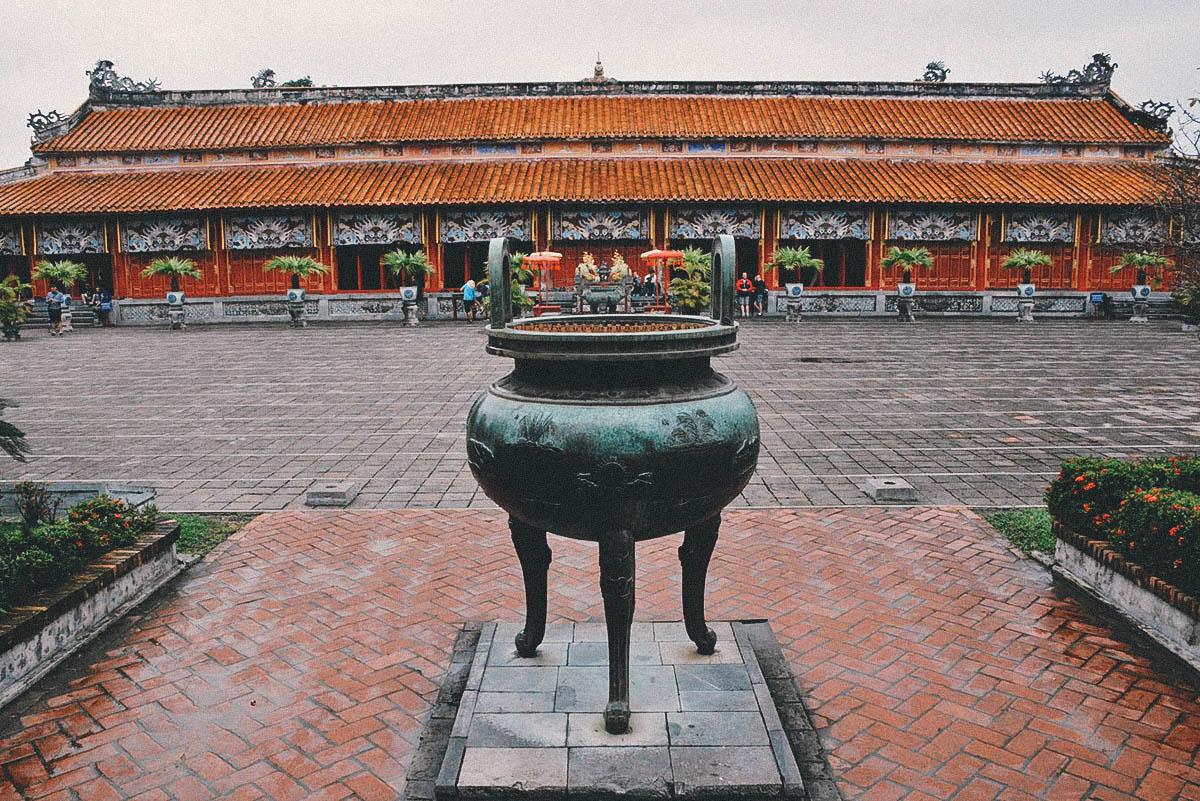 Imperial City of Huế, Vietnam