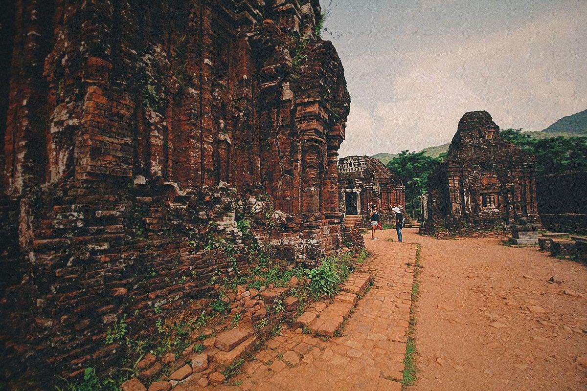 My Son Sanctuary: A Mini Angkor Wat in Hoi An, Vietnam
