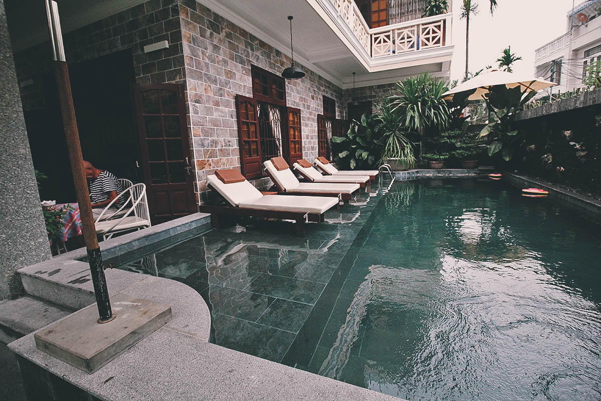 Where to Stay in Hoi An, Vietnam: Ngan Phu Villa