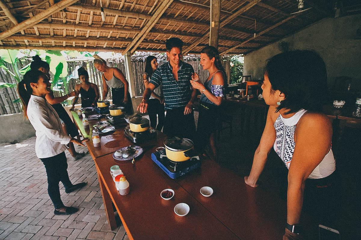 Thuan Tinh Island Cooking School, Hoi An, Vietnam