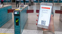 Hong Kong Airport Express Train Tickets (QR Code Direct Entry) One Way/Round Trip