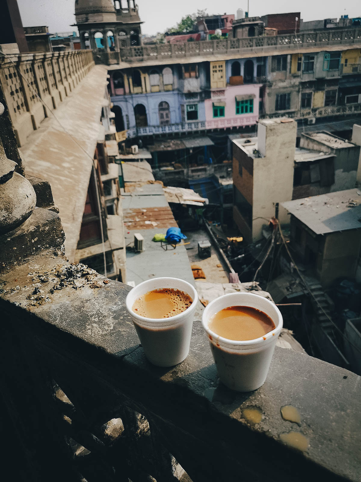 Old Delhi Food Crawl, A Chef's Tour, Delhi, India