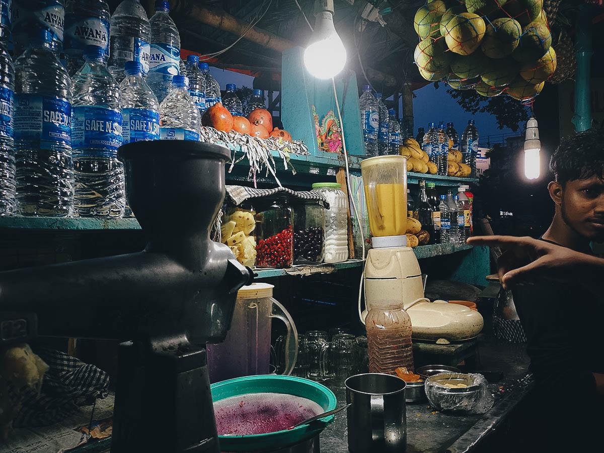 Kolkata Uptown Food Tour, Kolkata, India