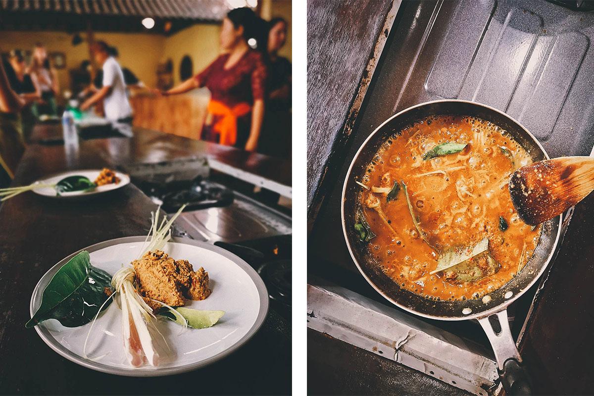 Paon Bali Cooking Class, Ubud, Bali, Indonesia