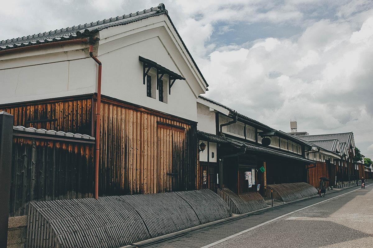 Gekkeikan Okura Sake Museum, Kyoto, Japan