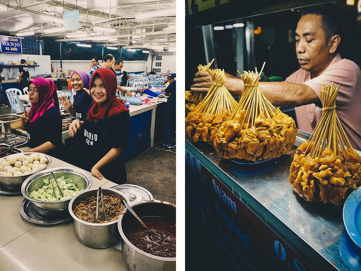 Kuala Lumpur Food Tour, A Chef's Tour, Malaysia
