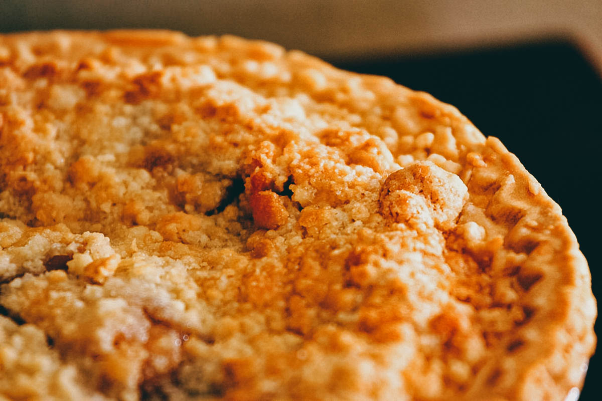 NATIONAL DISH QUEST: American Apple Pie